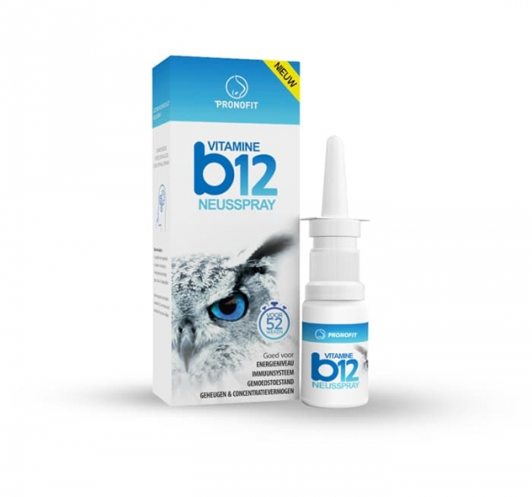 Productfoto Pronofit vitamine B12 neusspray