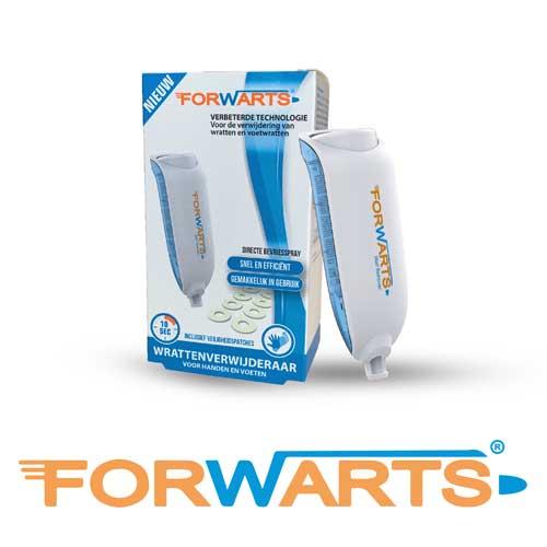 Productfoto Forwarts Wrattenverwijderaar