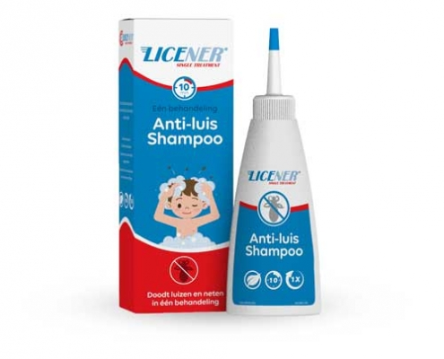Productfoto Licener Anti-luis Shampoo
