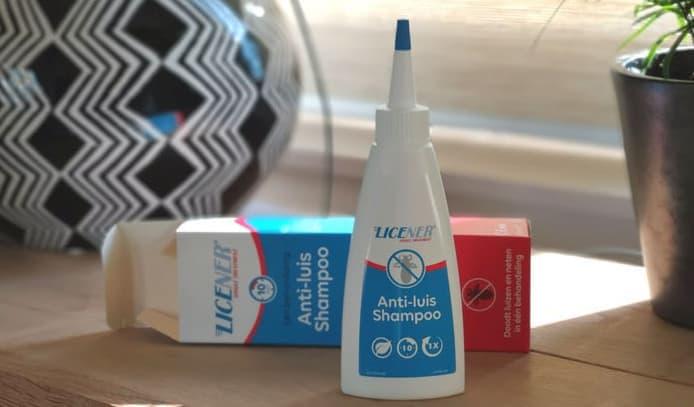 Product foto Licener Anti-luis shampoo