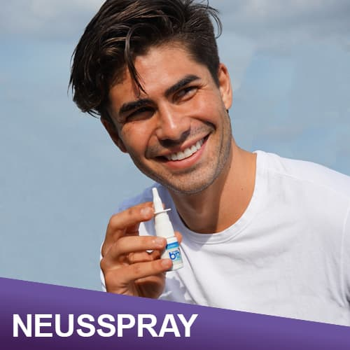 Zelfzorg product categorie: neusspray