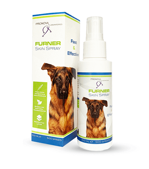 Productfoto Furner Skin Spray